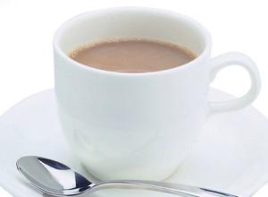 Растительные сливки для кофе
